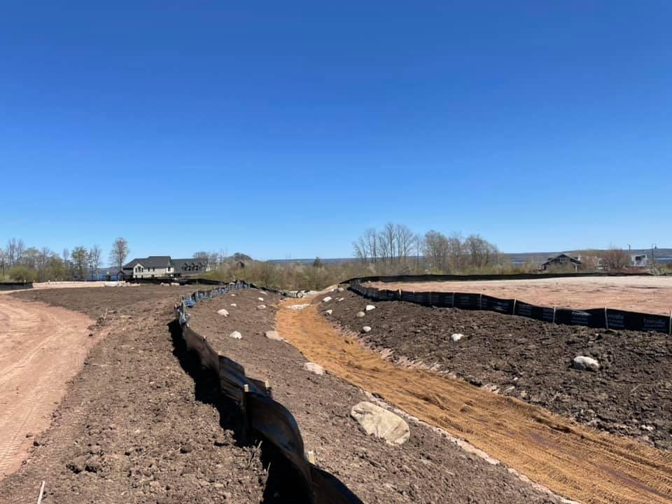 Sediment Erosion Control