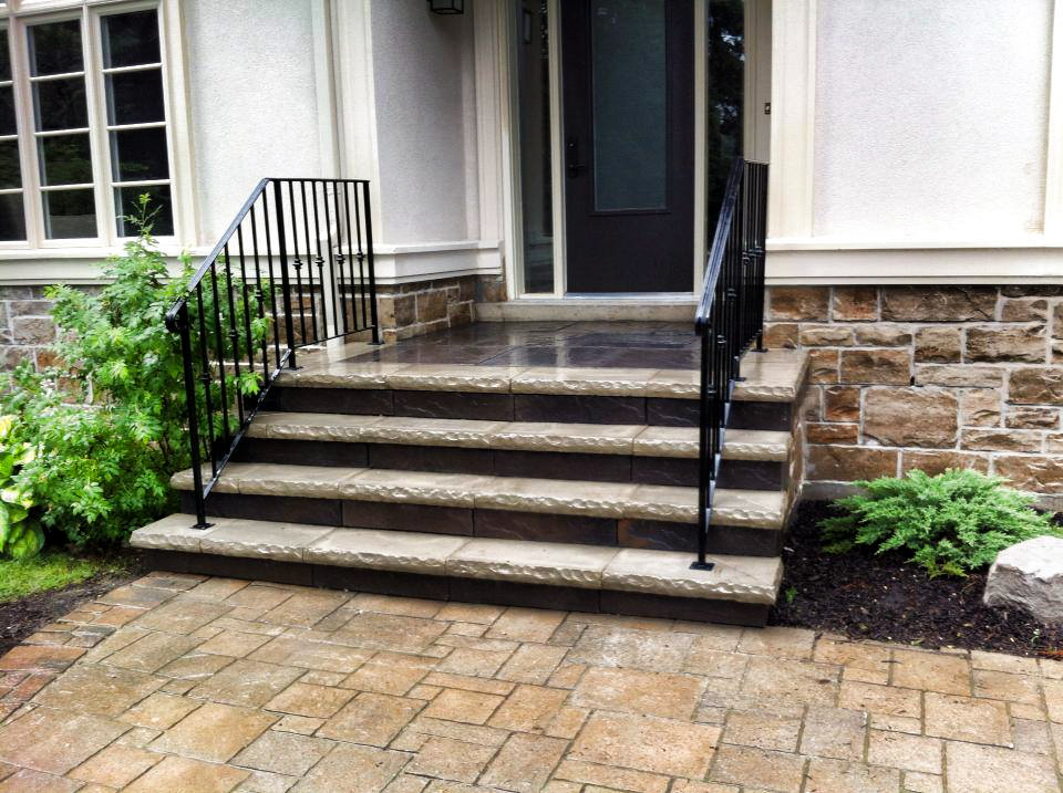 Stone Stairs Residential