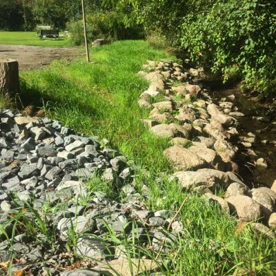 Stream Restoration & Erosion Control
